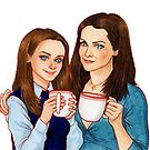 « Rory and Lorelai » par Naineuh