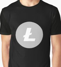 Lite Coin Graphic T-Shirt