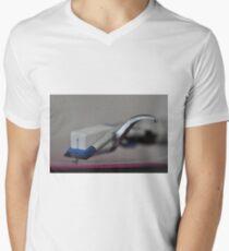 Vinyl rules!  V-Neck T-Shirt