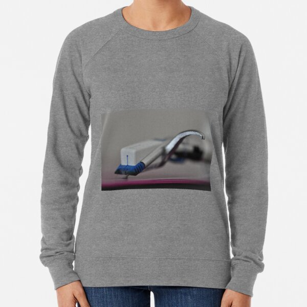 Vinyl rules!  Lightweight Sweatshirt