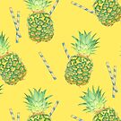 pineapple juice by hahaha-creative