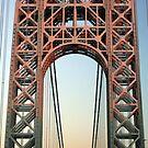 George Washington Bridge-NYC by jeffrae