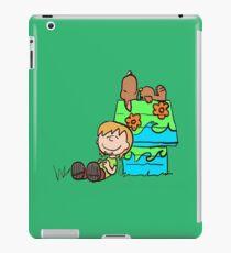 SNOOPY-DOO - SHAGGY BROWN iPad Case/Skin