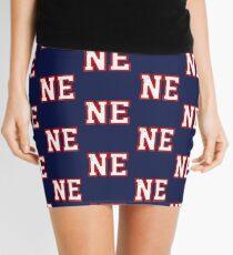 New England Football, NE Sports Font  Mini Skirt