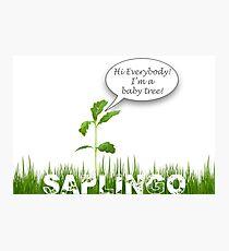 Saplingo Photographic Print