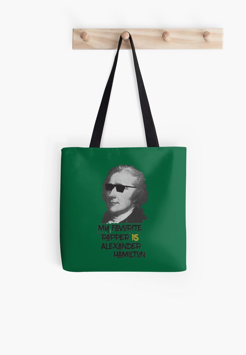 c13bf0ad9c8b My Favorite Rapper Is Alexander Hamilton USA History Design by TheCreekMan