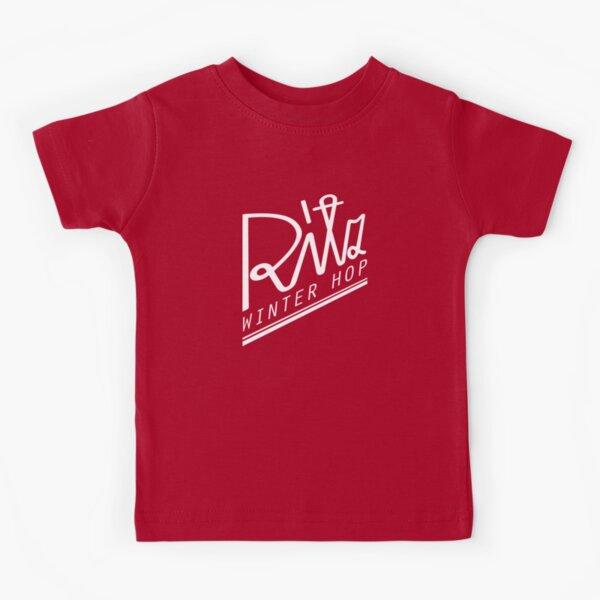 Ritz Winter Hop Kids T-Shirt