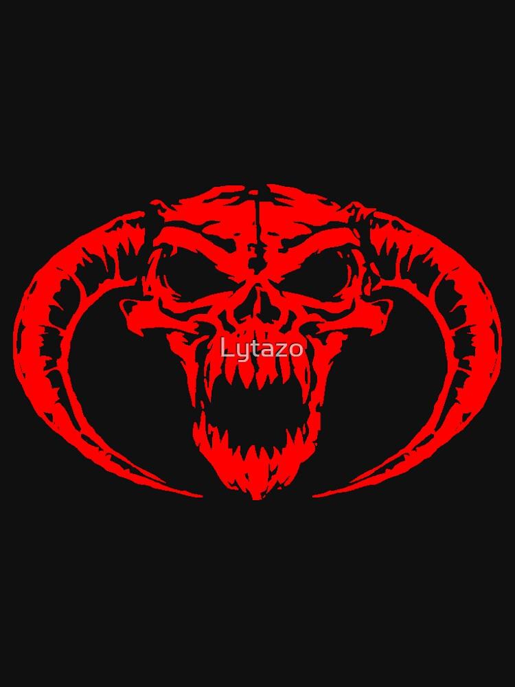 «DragonBorn Black&red» par Lytazo