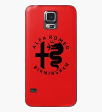 Alfa Romeo of Birmingham Crest Case/Skin for Samsung Galaxy