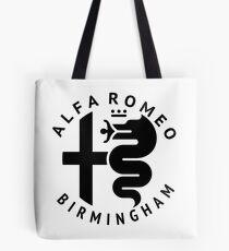 Alfa Romeo of Birmingham Crest Tote Bag