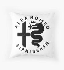 Alfa Romeo of Birmingham Crest Floor Pillow