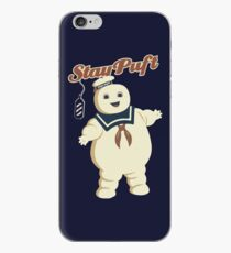 STAY PUFT - MARSHMALLOW MAN GHOSTBUSTERS iPhone Case