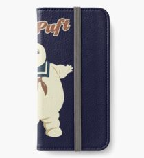 STAY PUFT - MARSHMALLOW MAN GHOSTBUSTERS iPhone Wallet/Case/Skin