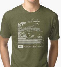 VOIGHT-KAMPFF TEST - BLADE RUNNER Tri-blend T-Shirt