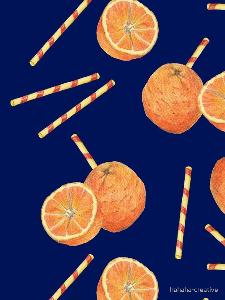 orange juice _blue by hahaha-creative