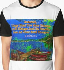 Beloved I pray that you may prosper in all things Graphic T-Shirt