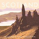 The Old Man of Storr by Stephen Millership