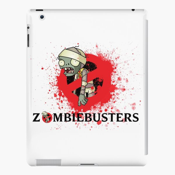 zombie busters (ghostbusters) iPad Snap Case