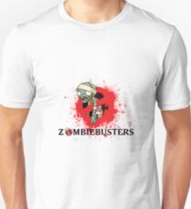 zombie busters (ghostbusters) T-Shirt