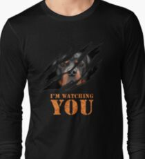 Rottweiler Quote Long Sleeve T-Shirt
