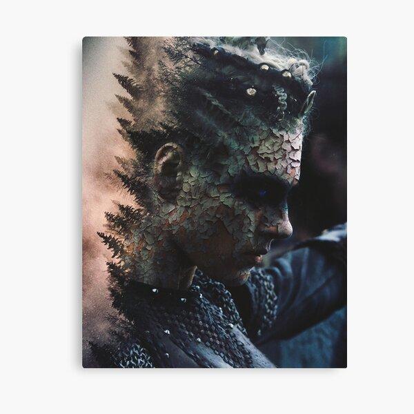 VIKINGS / Season 5 / Lagertha Canvas Print