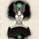 Mikhin Illustration - Capricious  by MikeHindle
