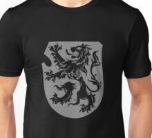 A Complete Guide to Heraldry - Figure 279 — Lion rampant (By Mr G Scruby) Unisex T-Shirt