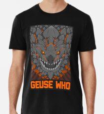 MONSTER HUNTER- Geuse Who Men's Premium T-Shirt
