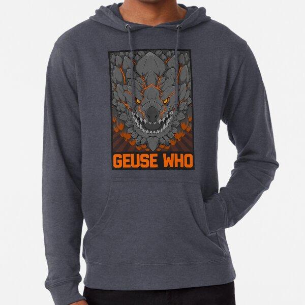 MONSTER HUNTER- Geuse Who Lightweight Hoodie