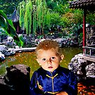 Levi travels to China by Vanessa Pike-Russell