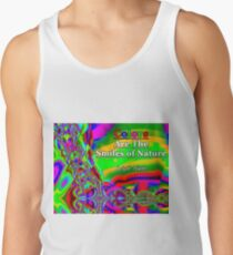 Colors Are The Smiles of Nature Tank Top