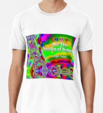 Colors Are The Smiles of Nature Premium T-Shirt