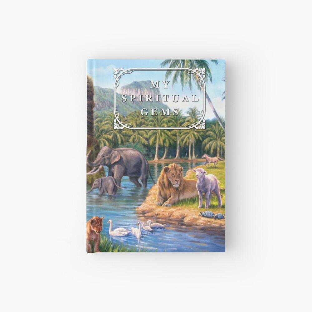My Spiritual Gems-2 (Journal) Hardcover Journal