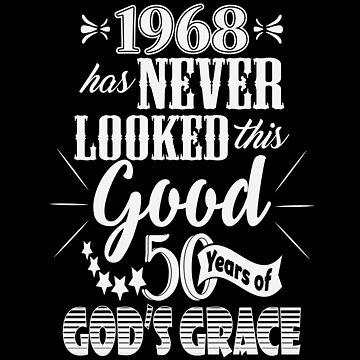 Celebrating Fifty Years of God's Grace by identiti