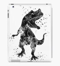 T Rex, Dinosaur, watercolor T Rex iPad Case/Skin