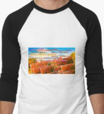 Continue Considering These Things Baseball ¾ Sleeve T-Shirt