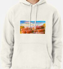 Continue Considering These Things Pullover Hoodie