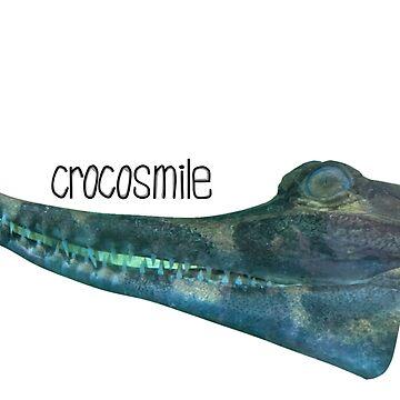 Crocosmile by jackbattle6