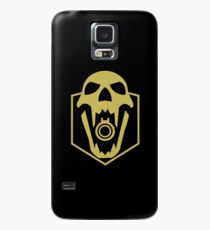 Blackbeard Case/Skin for Samsung Galaxy