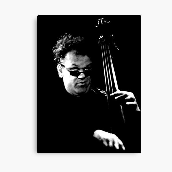 Dr. Steve Brule Jazz Bassist Canvas Print