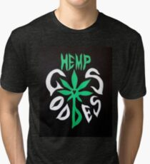 Hemp Goddess Tri-blend T-Shirt