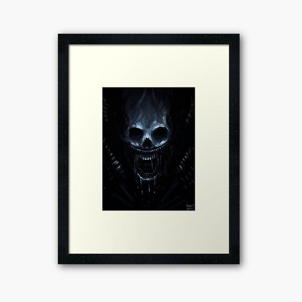 Giger Framed Art Print