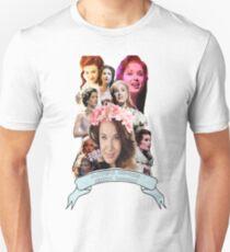Actual Goddess Sierra Boggess Unisex T-Shirt