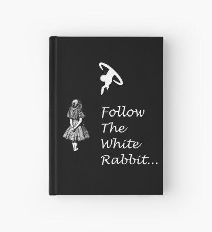 Seguir SigueEl Conejo Blanco Cuaderno de tapa dura