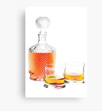 Whisky  Canvas Print