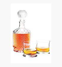 Whisky  Photographic Print