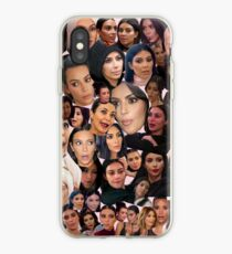 KIM KARDASHIAN  iPhone Case