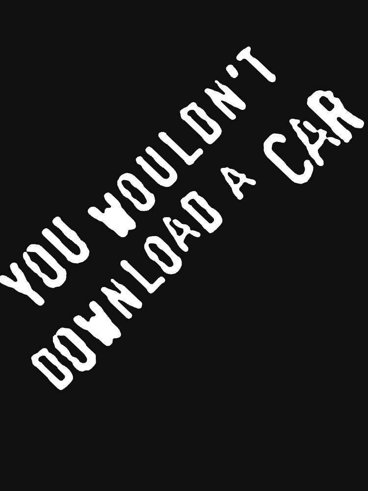 Auto-Piraterie! von shadeprint