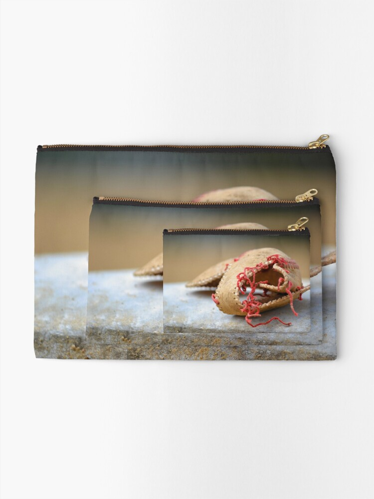 Alternate view of Shell of Dreams Zipper Pouch