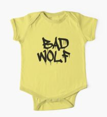 Bad Wolf One Piece - Short Sleeve